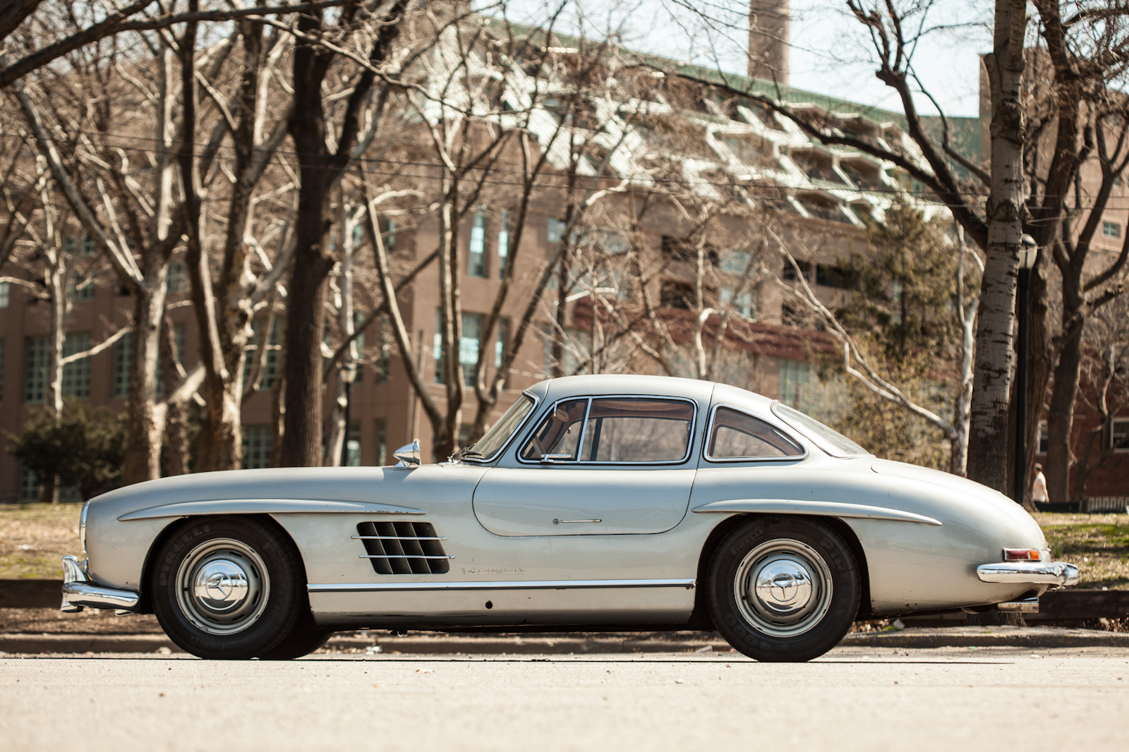 1955 mercedes benz 300sl gullwing silver arrow cars ltd for 1955 mercedes benz 300sl
