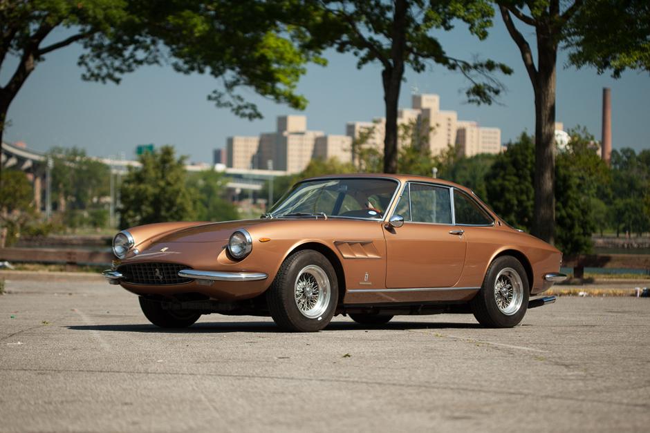 Ferrari 330 gtc for sale