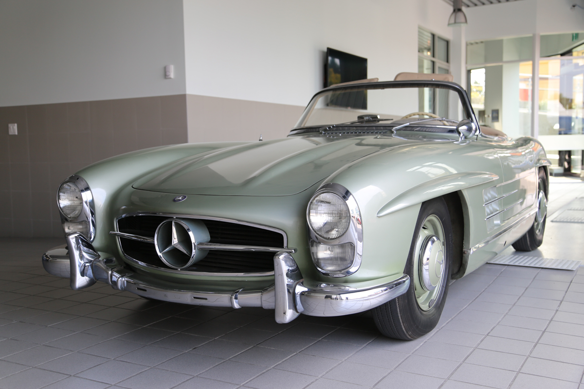 1957 mercedes benz 300sl roadster silver arrow cars ltd