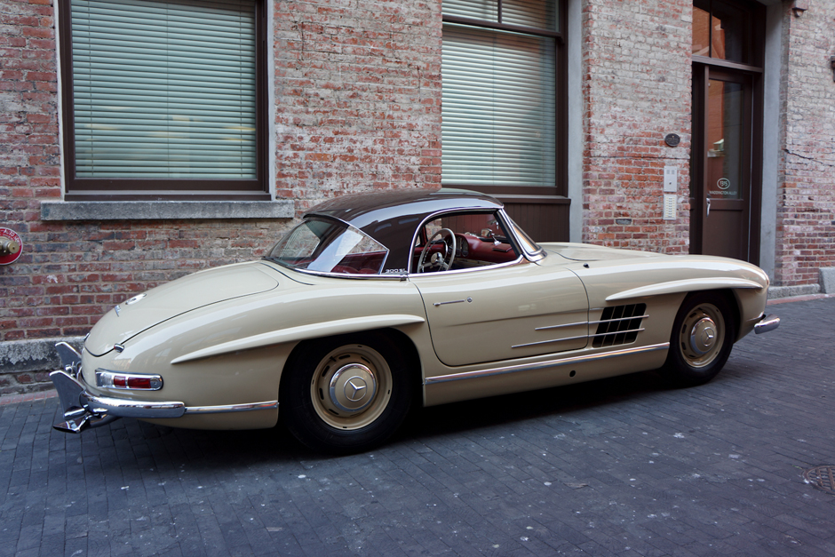 1960 mercedes benz 300sl roadster silver arrow cars ltd