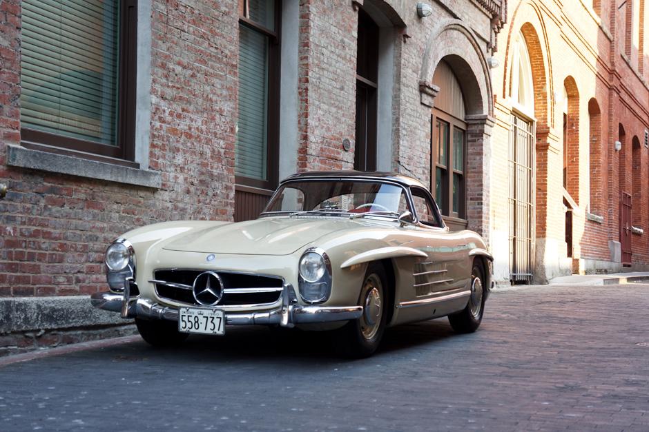 1960 Mercedes-Benz 300SL Roadster for sale