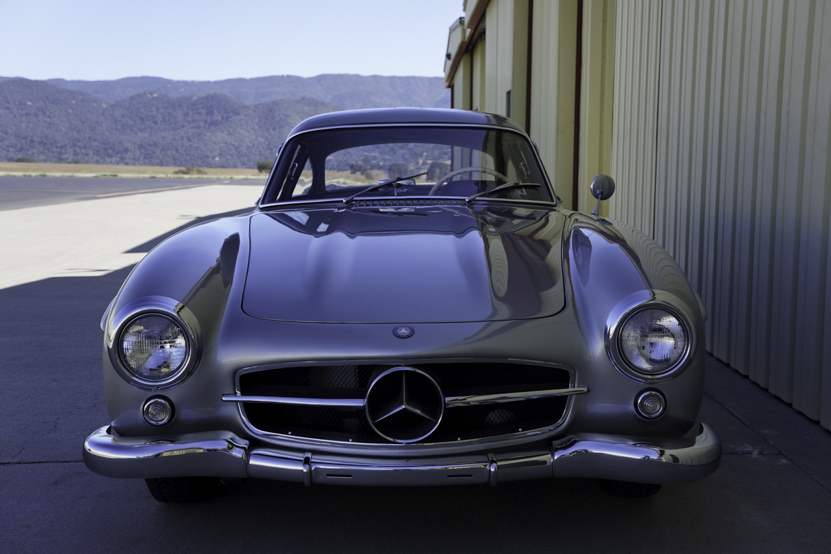 Coil Springs For Sale >> 1956 Mercedes-Benz 300SL Gullwing For Sale | Silver Arrow Cars Ltd