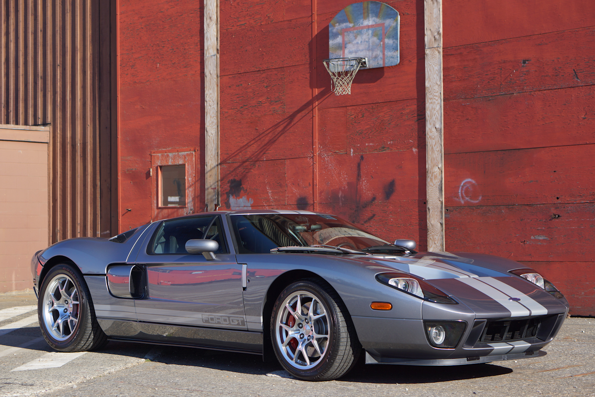 2006 Ford GT Tungston Grey for sale