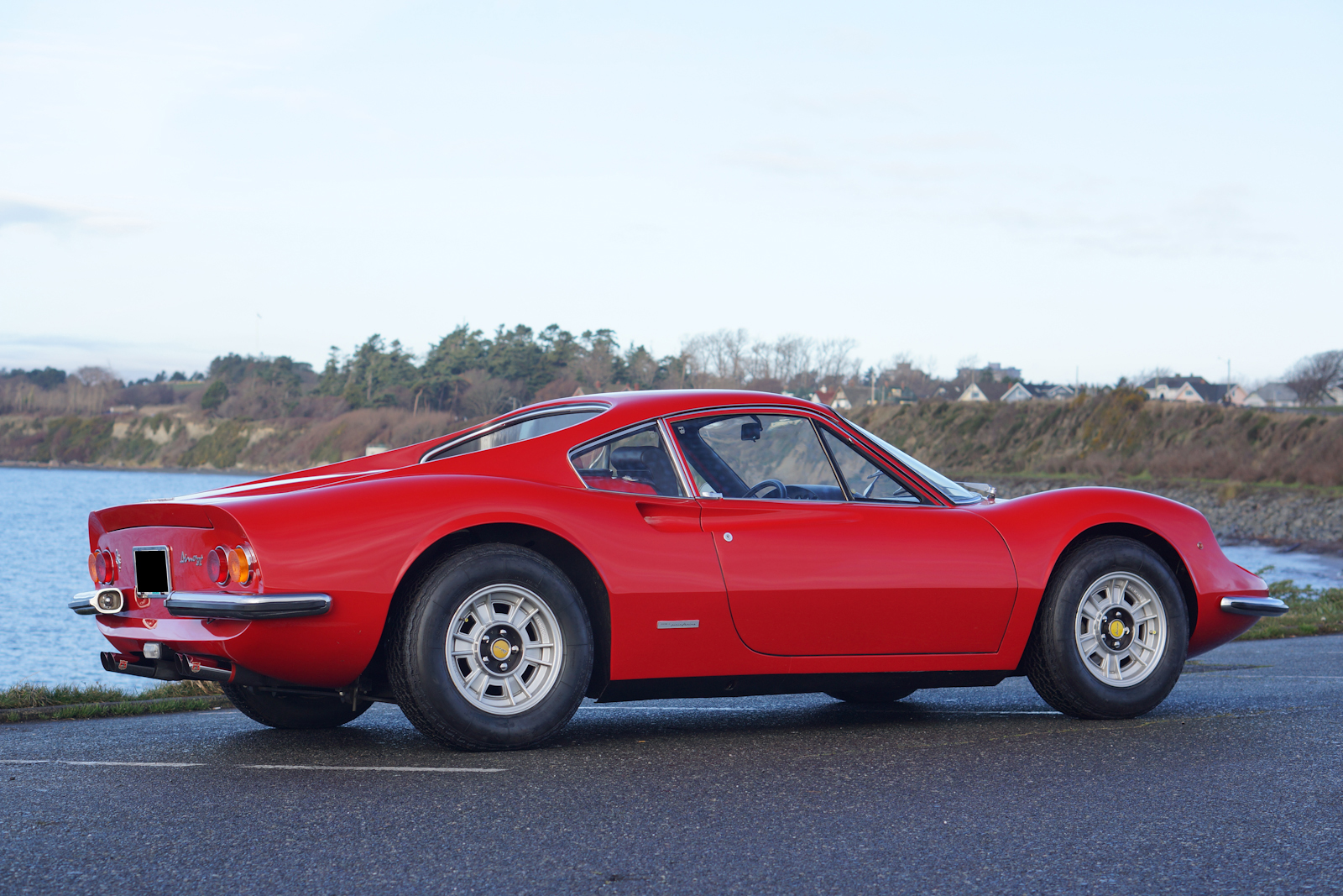 1971 ferrari 246 gt dino for sale silver arrow cars ltd. Black Bedroom Furniture Sets. Home Design Ideas