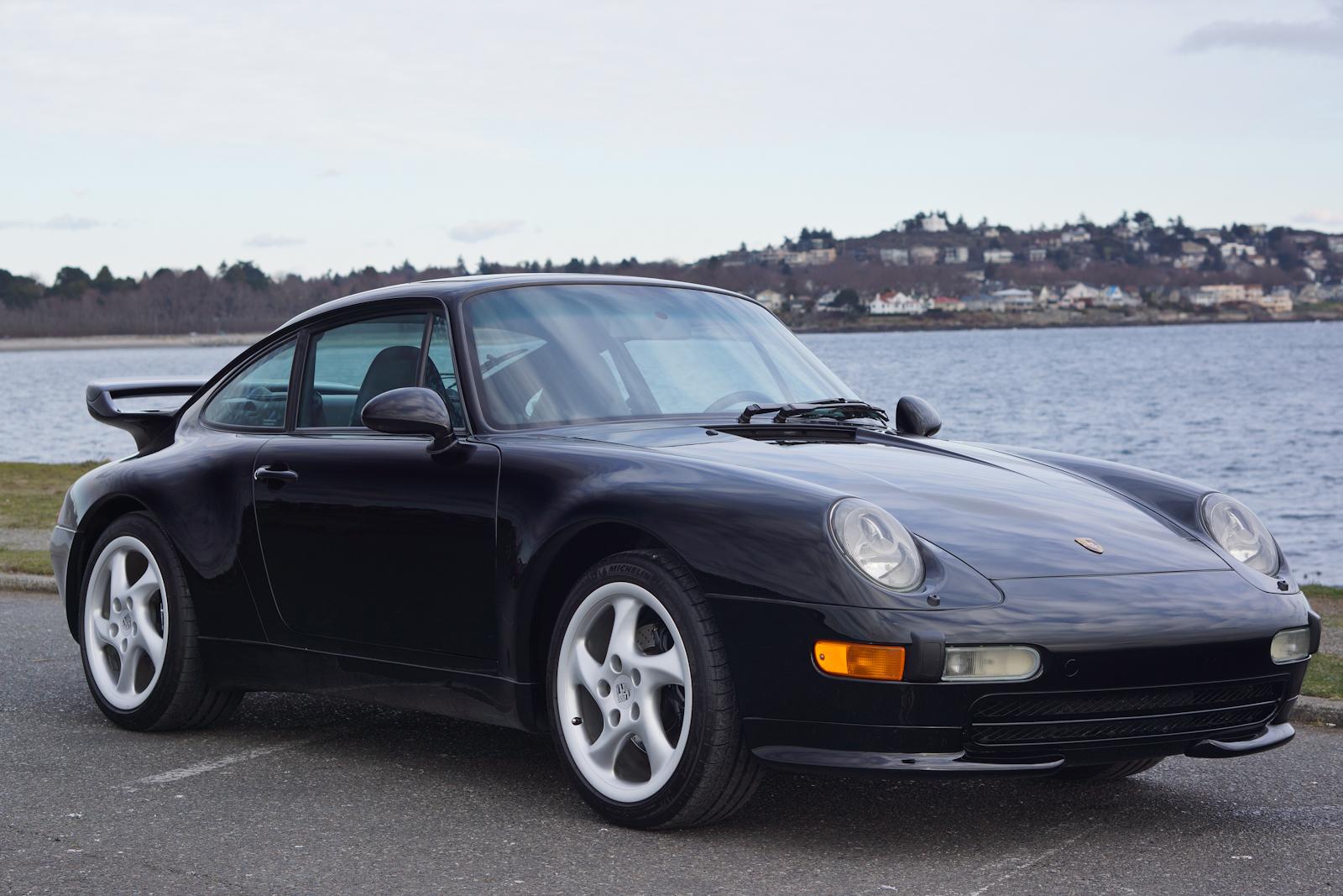 1997 Porsche 911 / 993 Carrera 2 for sale