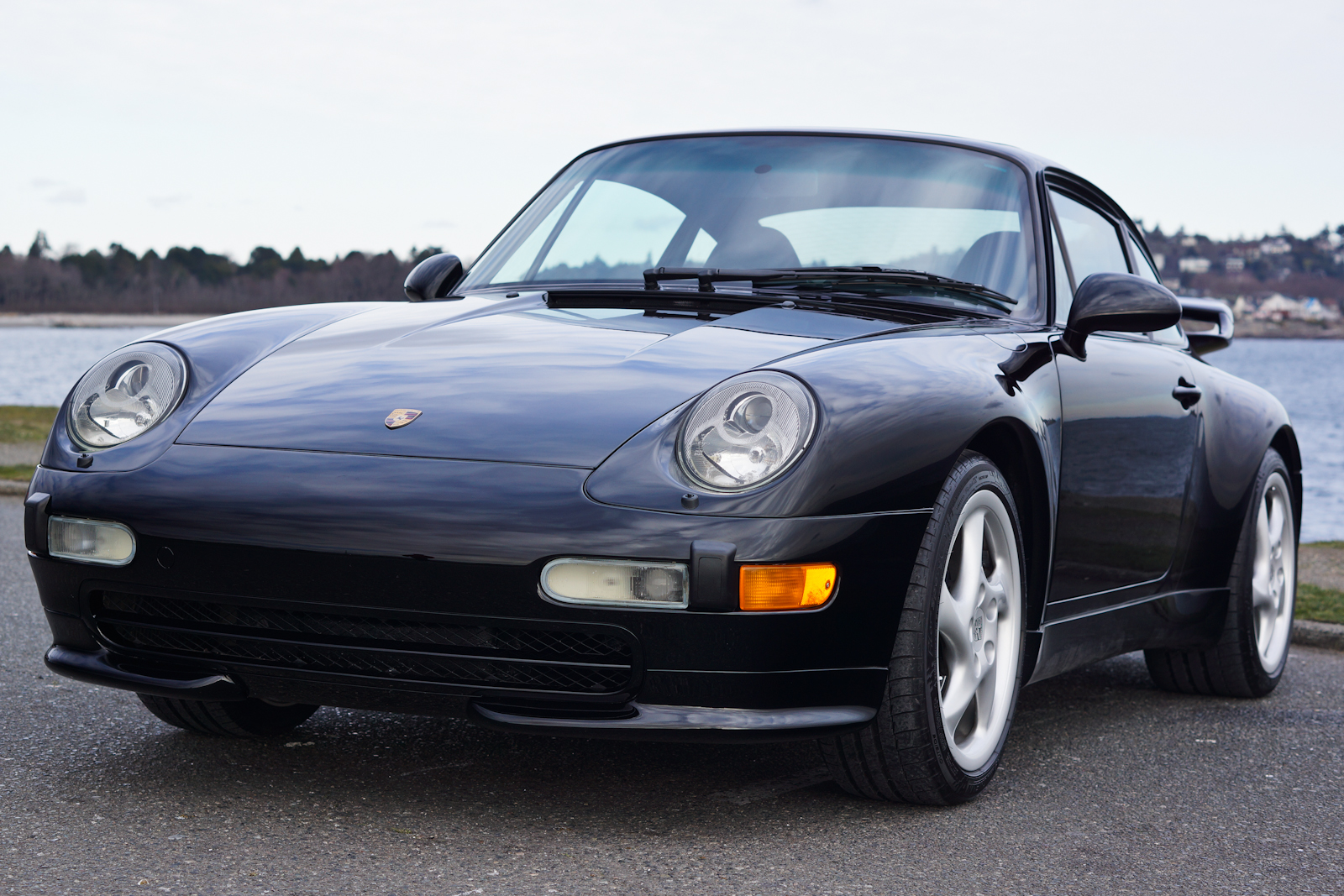 1997 Porsche 911 993 Carrera 2 Silver Arrow Cars Ltd