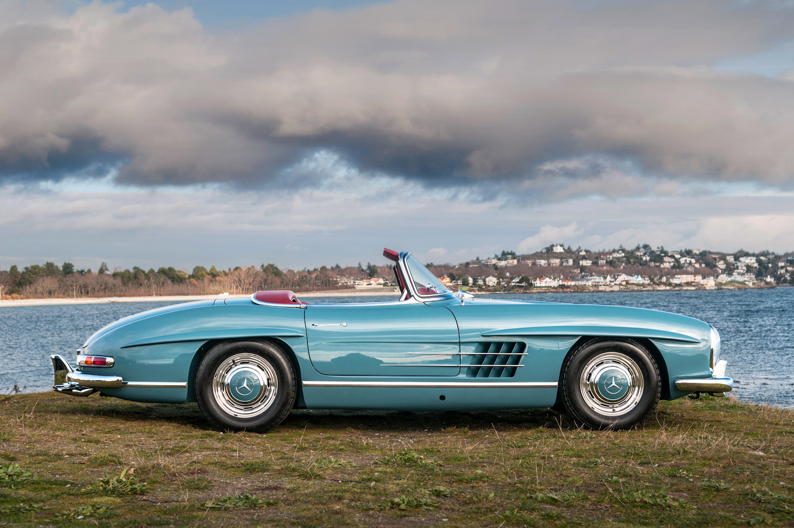 1958 mercedes benz 300sl roadster for sale silver arrow for Mercedes benz sl300 for sale