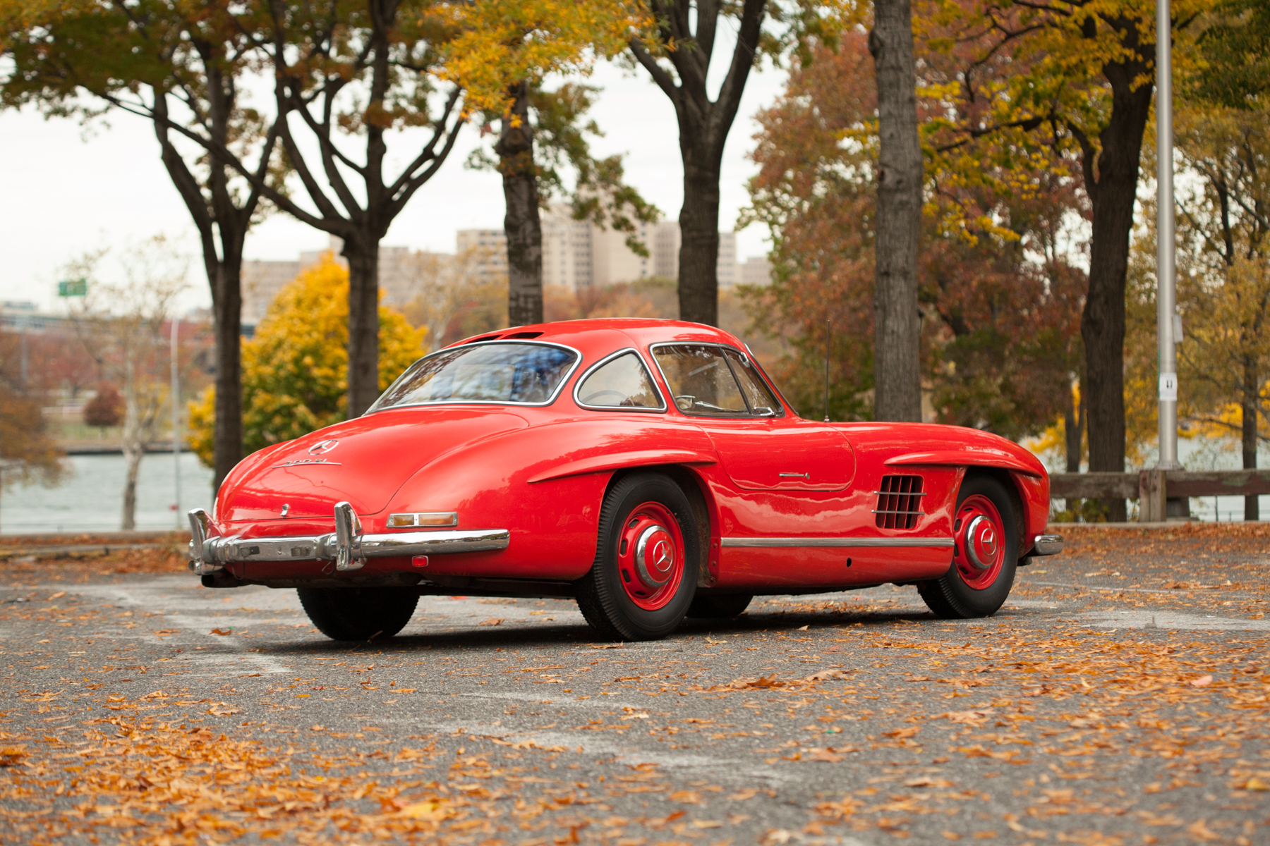 1956 mercedes benz 300sl gullwing silver arrow cars ltd for Mercedes benz 300sl gullwing for sale