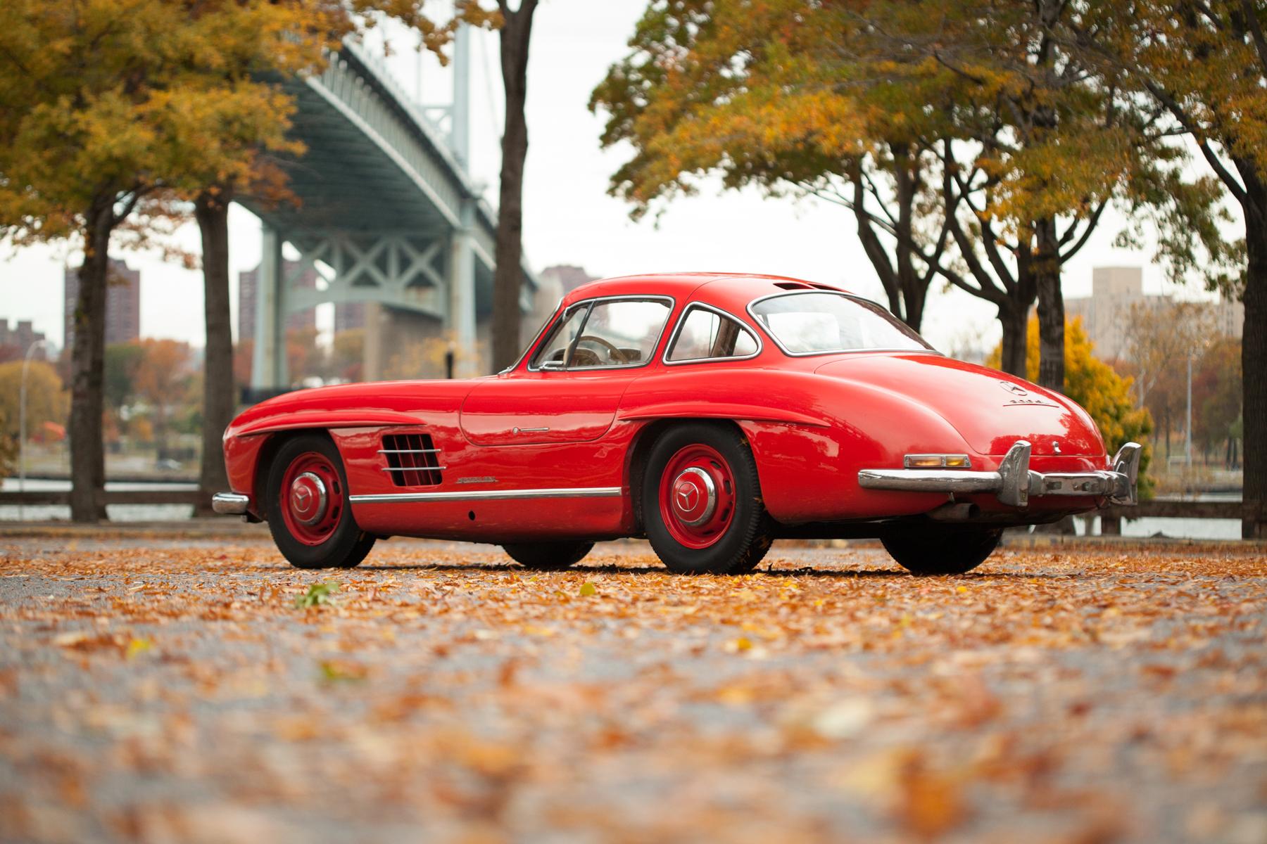 1956 Mercedes Benz 300sl Gullwing Silver Arrow Cars Ltd