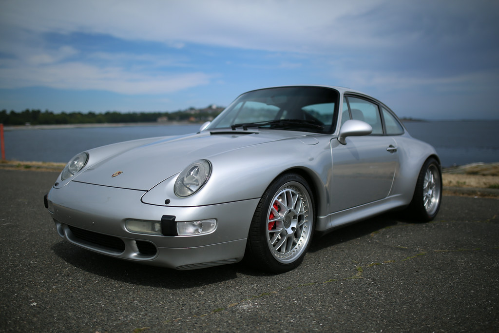 1997 Porsche Carrera 2 S for sale
