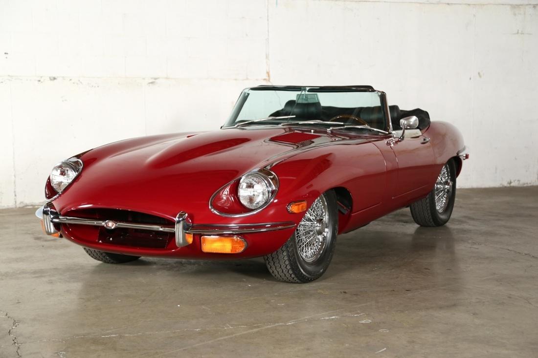 1970 Jaguar XKE E-Type for sale