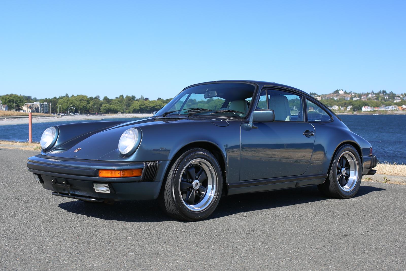 1988 Porsche 911 Carrera Coupe for sale