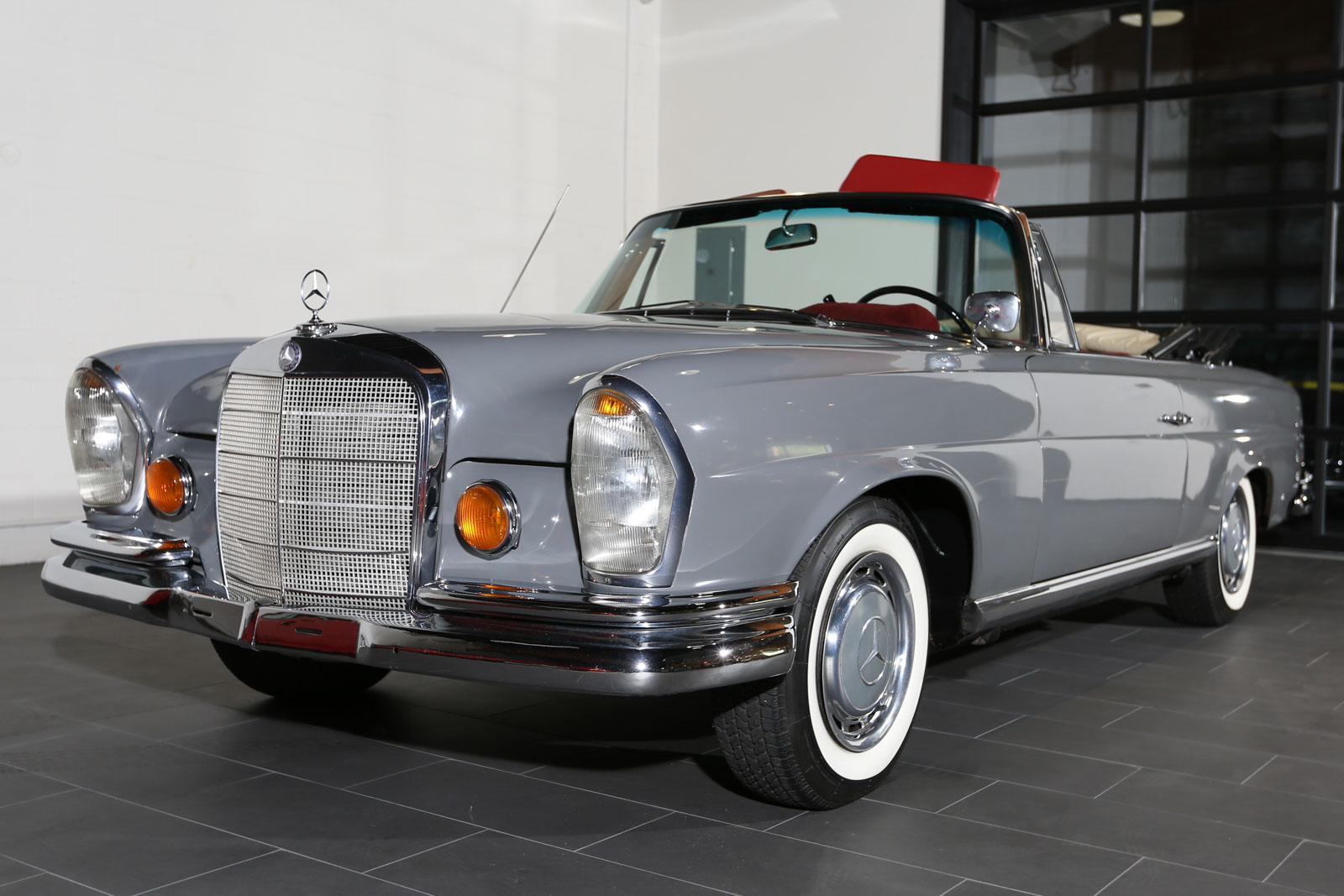 1963 mercedes benz 220se silver arrow cars ltd for 1963 mercedes benz 220s for sale
