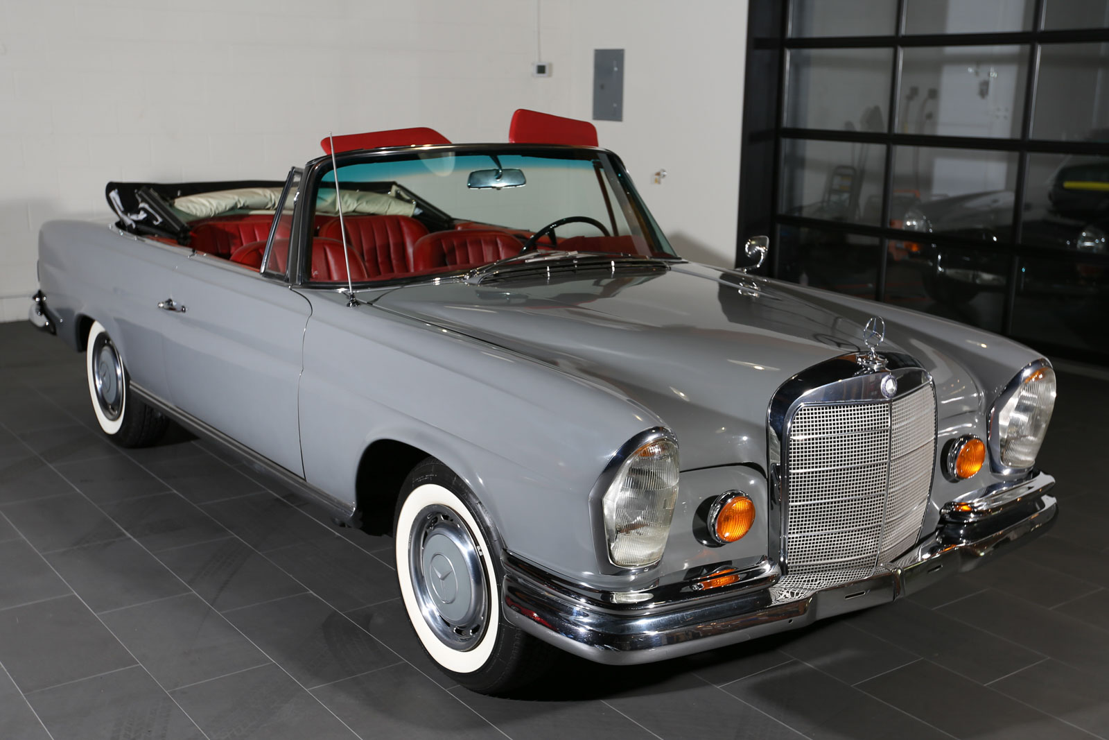 1963 Mercedes-Benz 220SE for sale