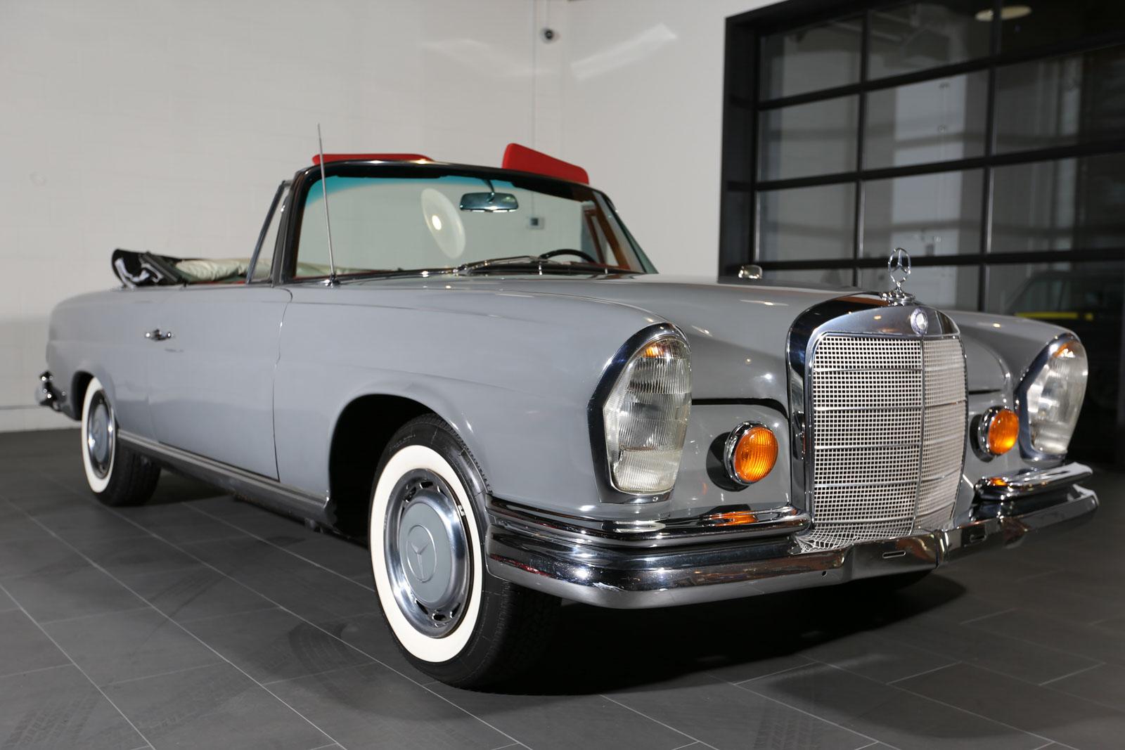 1963 mercedes benz 220se silver arrow cars ltd for 1963 mercedes benz