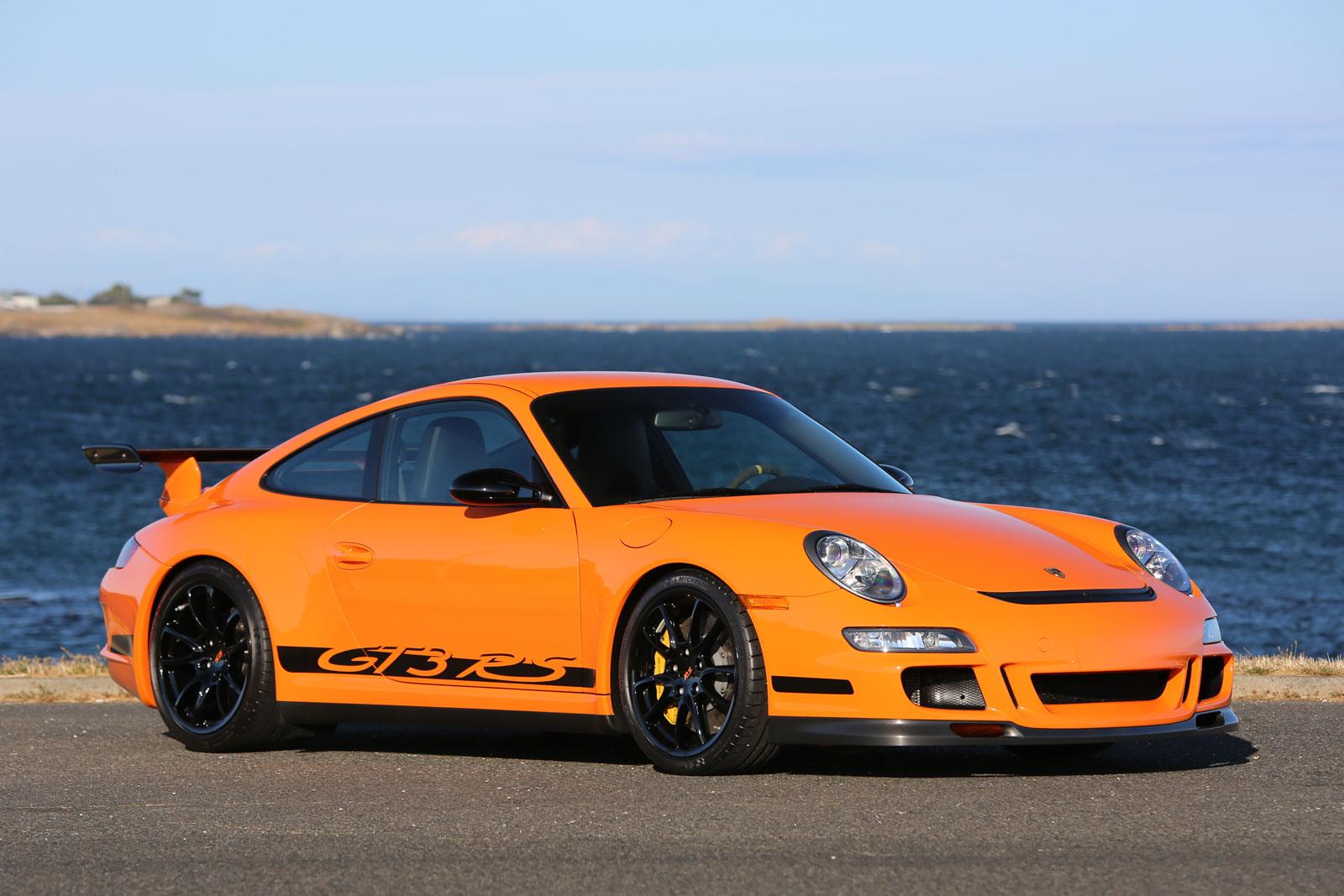 2007 Porsche 911 GT3 RS (997.1) for sale