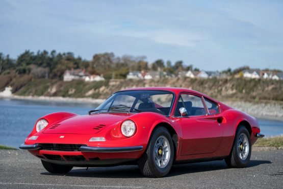 1971 Ferrari 246 GT Dino For Sale | Silver Arrow Cars Ltd.