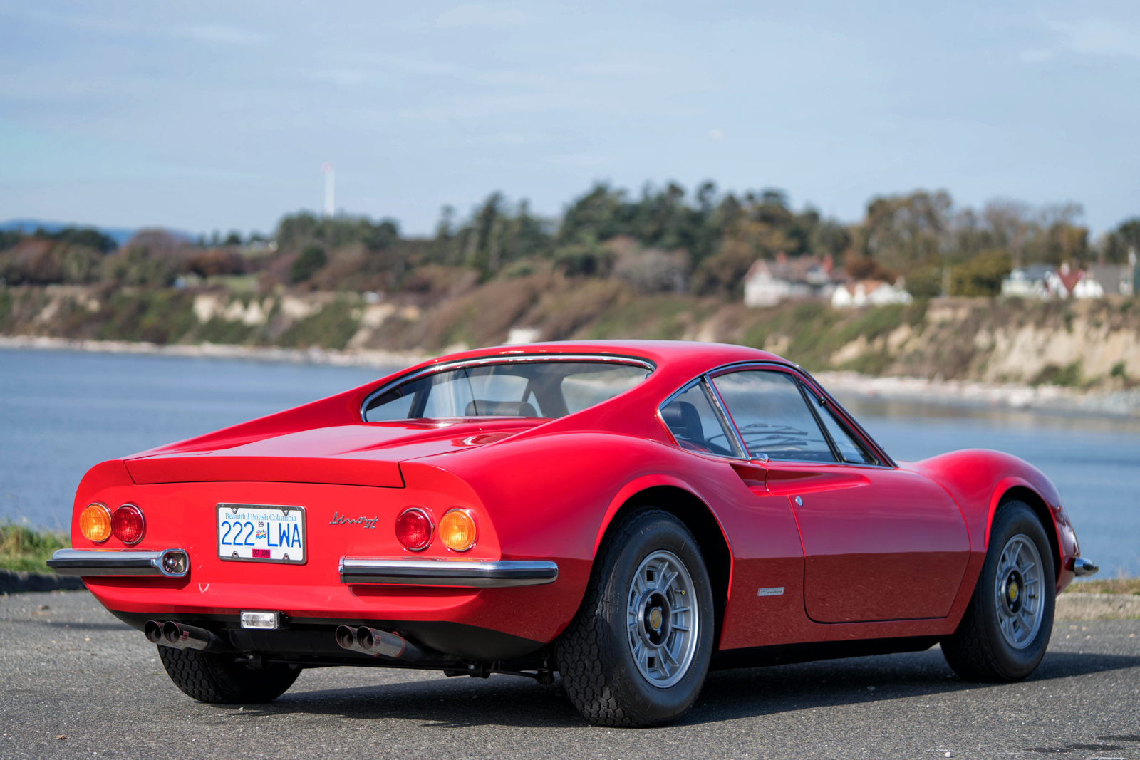 1971 Ferrari 246 GT Dino for sale