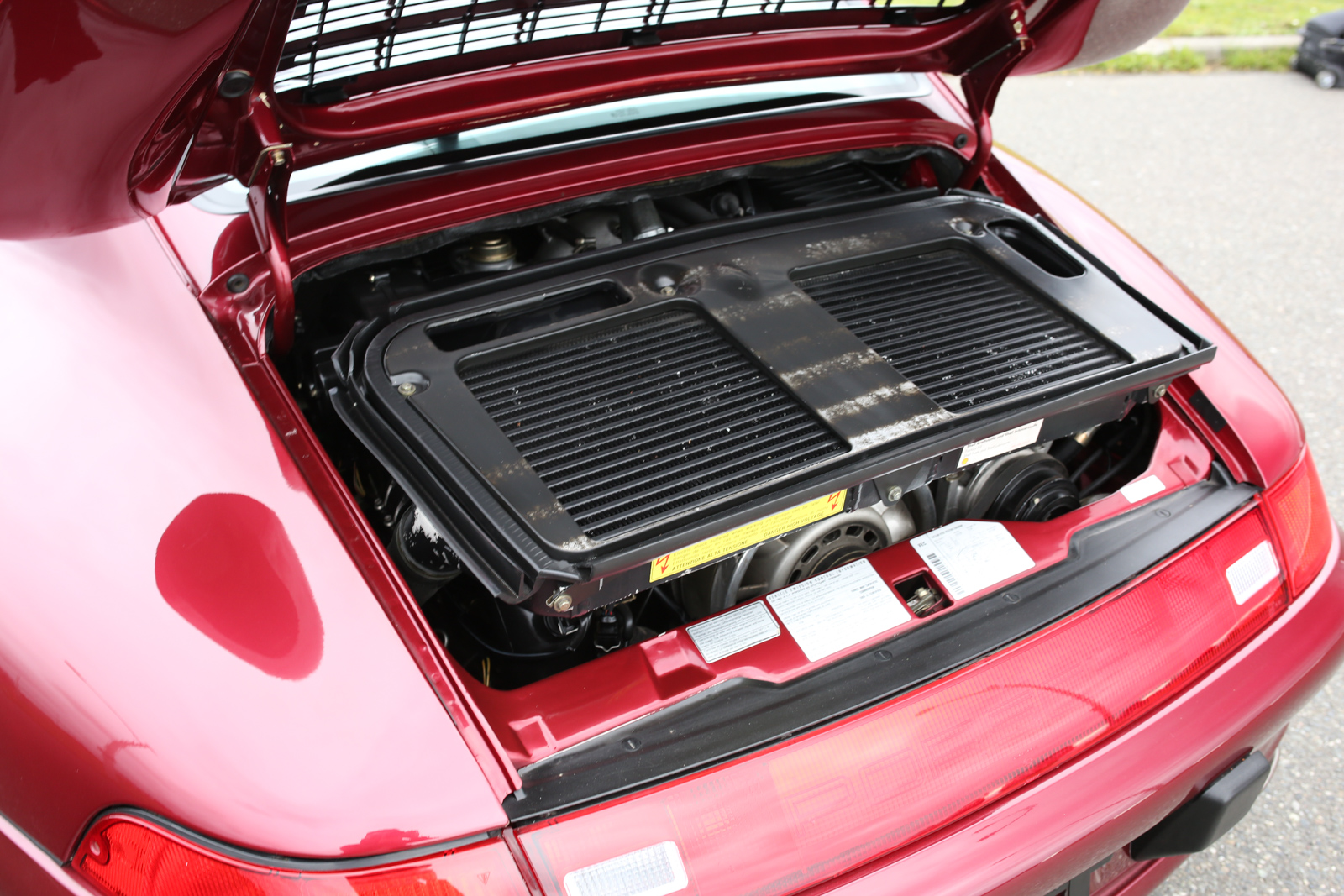 1996 Porsche 911 Turbo (993) for sale