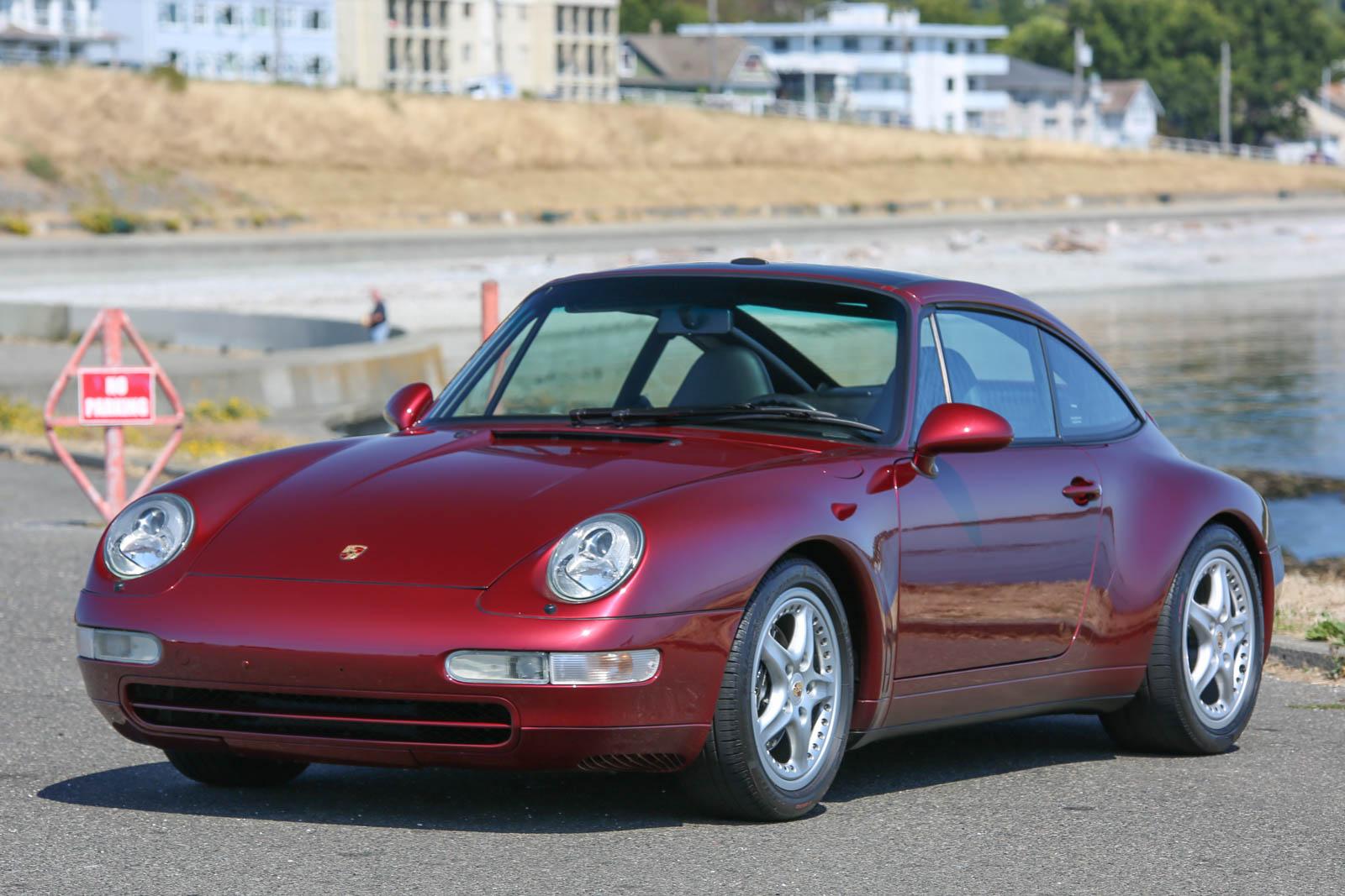 1998 Porsche 911 Targa (993) for sale