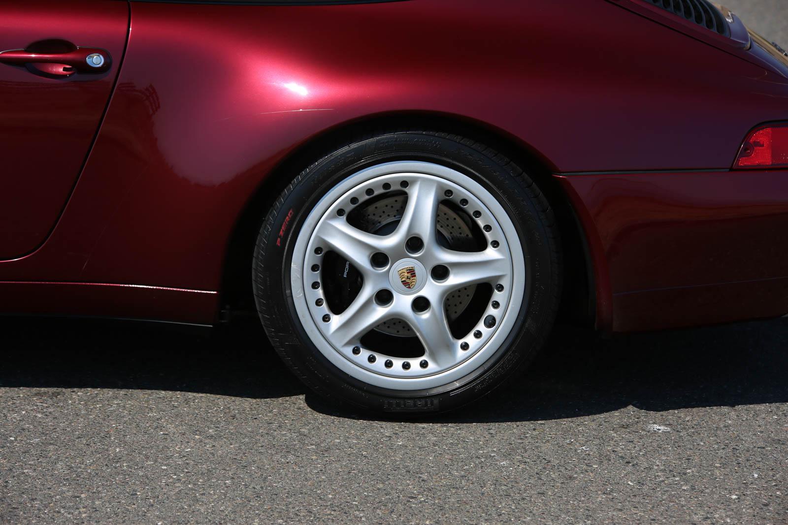 1998 Porsche 911 Targa 993 Silver Arrow Cars Ltd