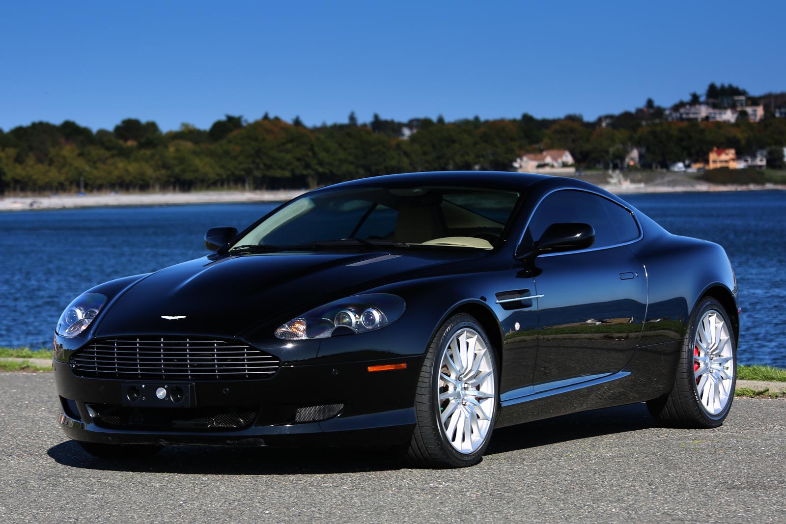2007 Aston Martin DB9 for sale