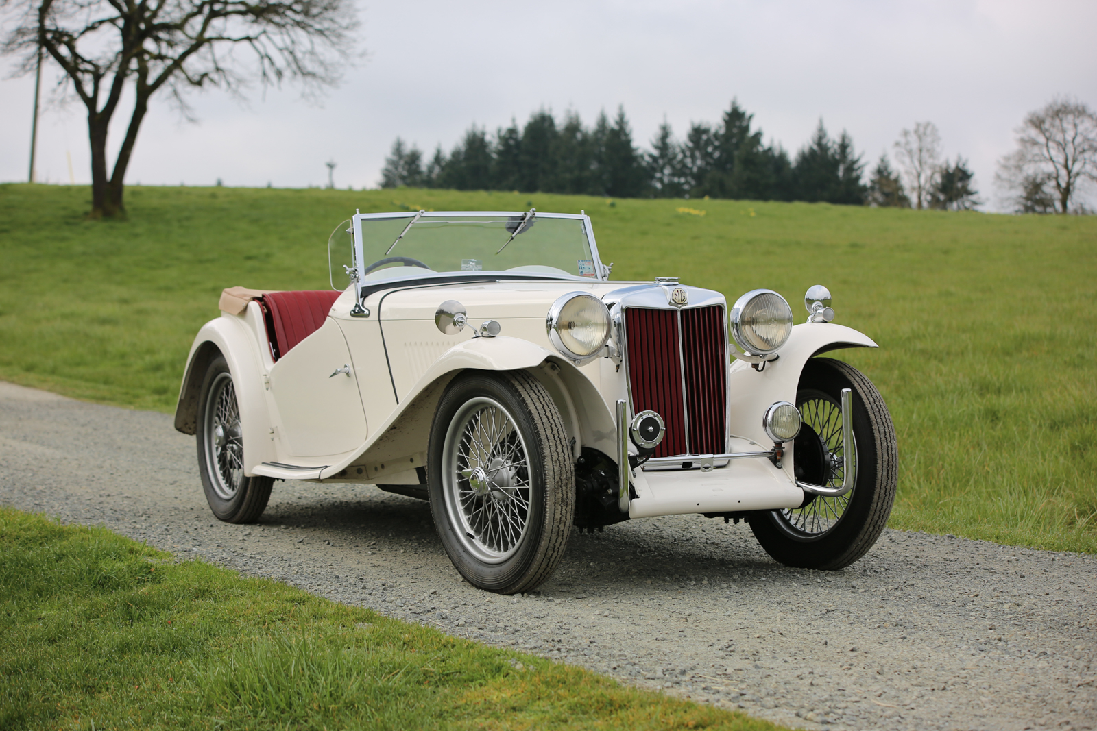 1949 MG TC Roadster for sale