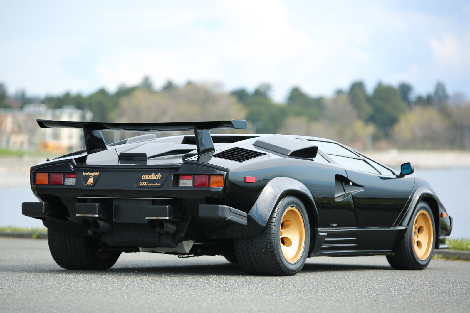 1988 Lamborghini Countach Lp5000s For Sale Silver Arrow Cars Ltd