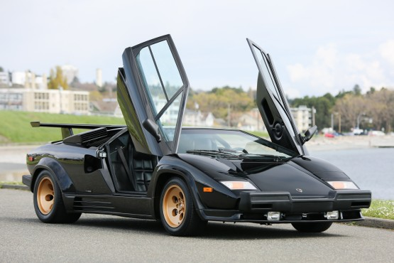 1988 Lamborghini Countach LP5000S For Sale   Silver Arrow Cars Ltd.
