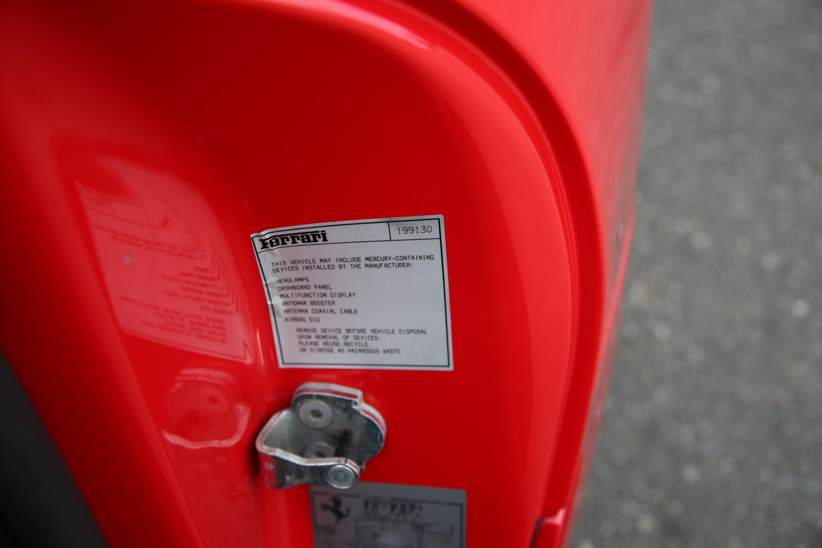2007 Ferrari 599 GTB Fiorano HGTE 6-Speed for sale