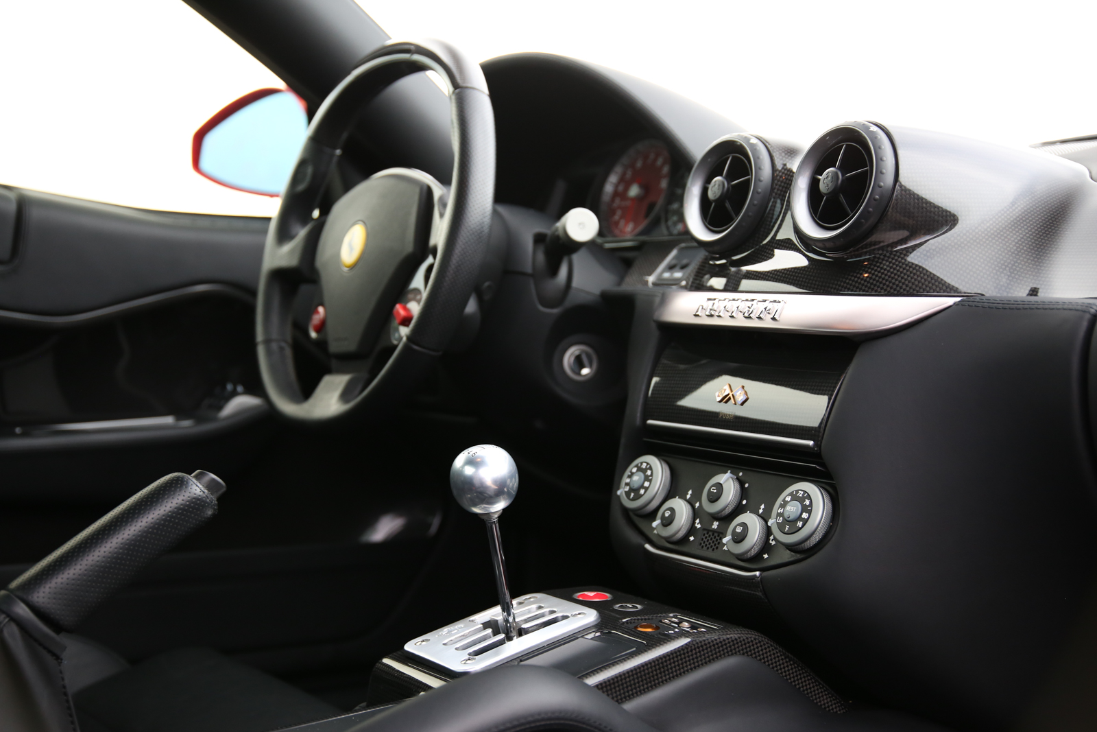 2007 Ferrari 599 GTB Fiorano HGTE 6-Speed for sale