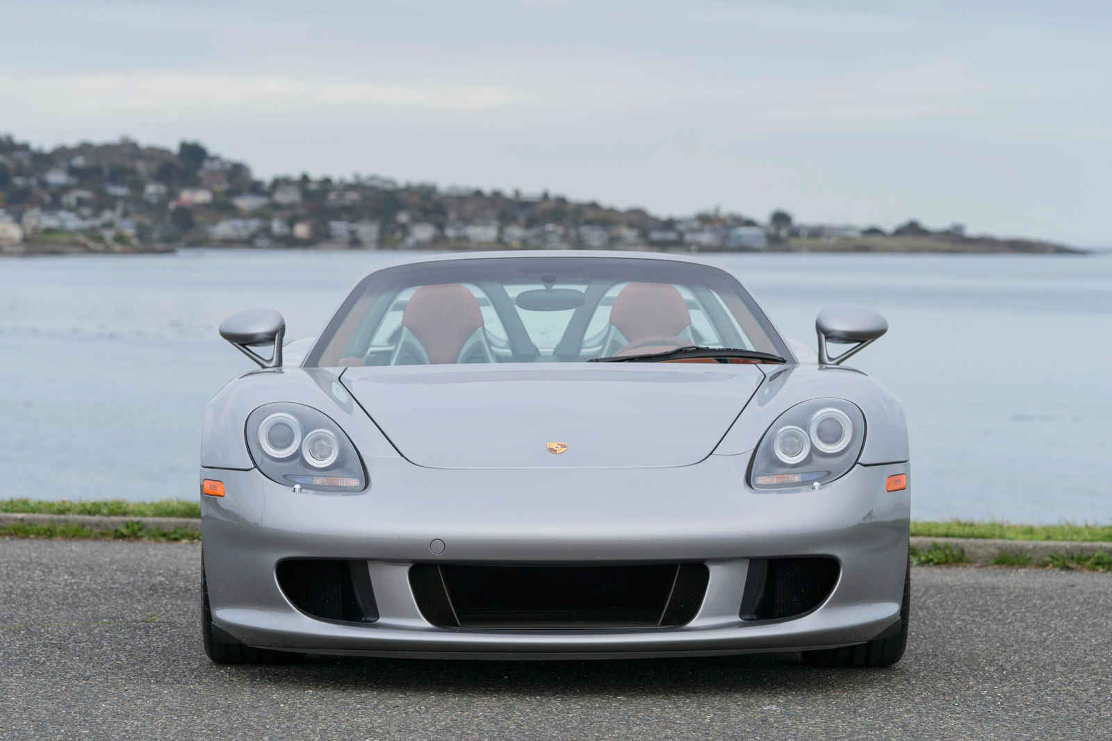 2005 porsche carrera gt silver arrow cars ltd. Black Bedroom Furniture Sets. Home Design Ideas