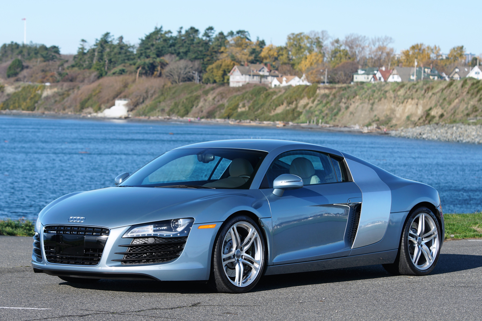 2008 Audi R8 Coupe 6-Speed for sale