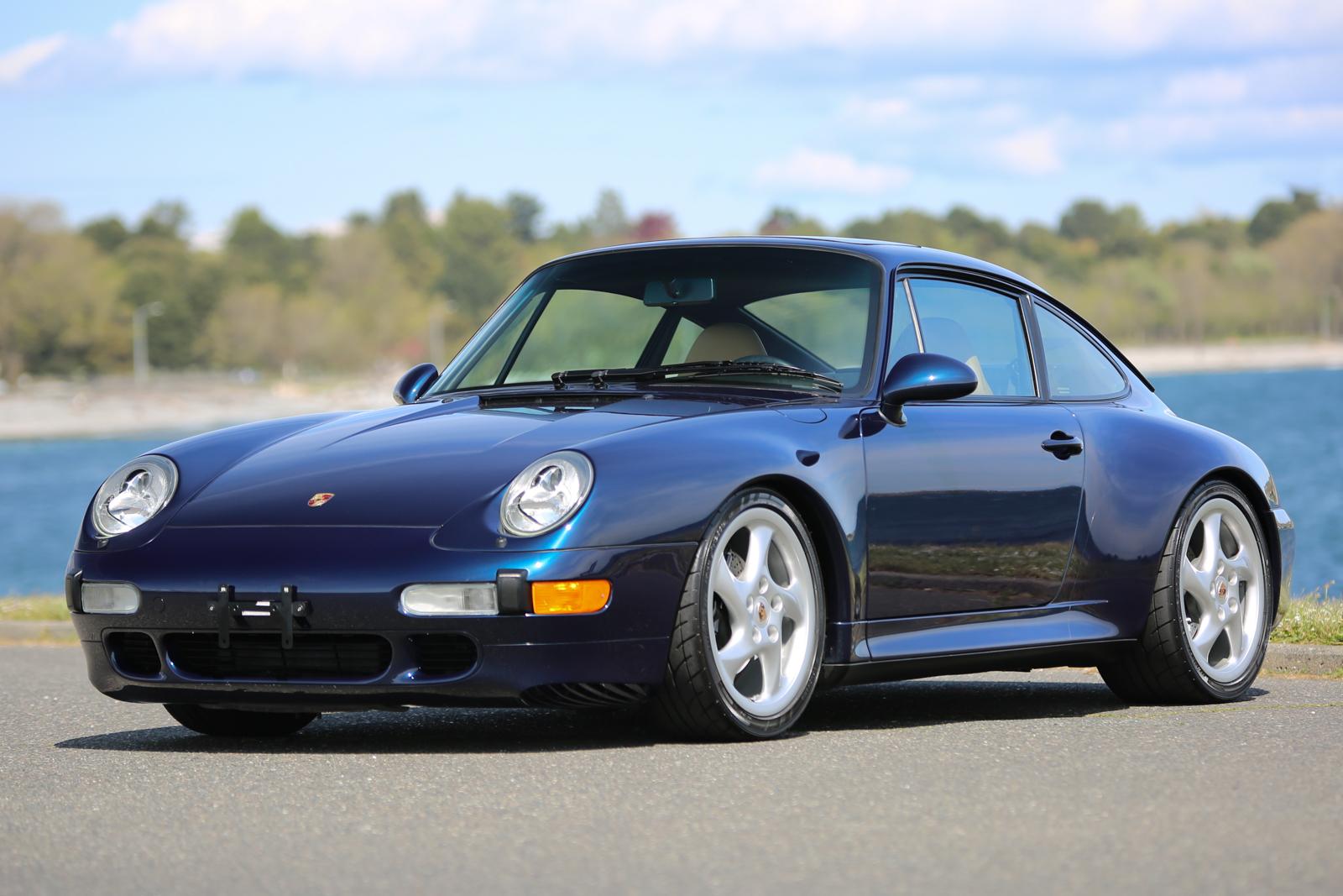 """1998 Porsche 911/993 Carrera """"S"""" for sale"""