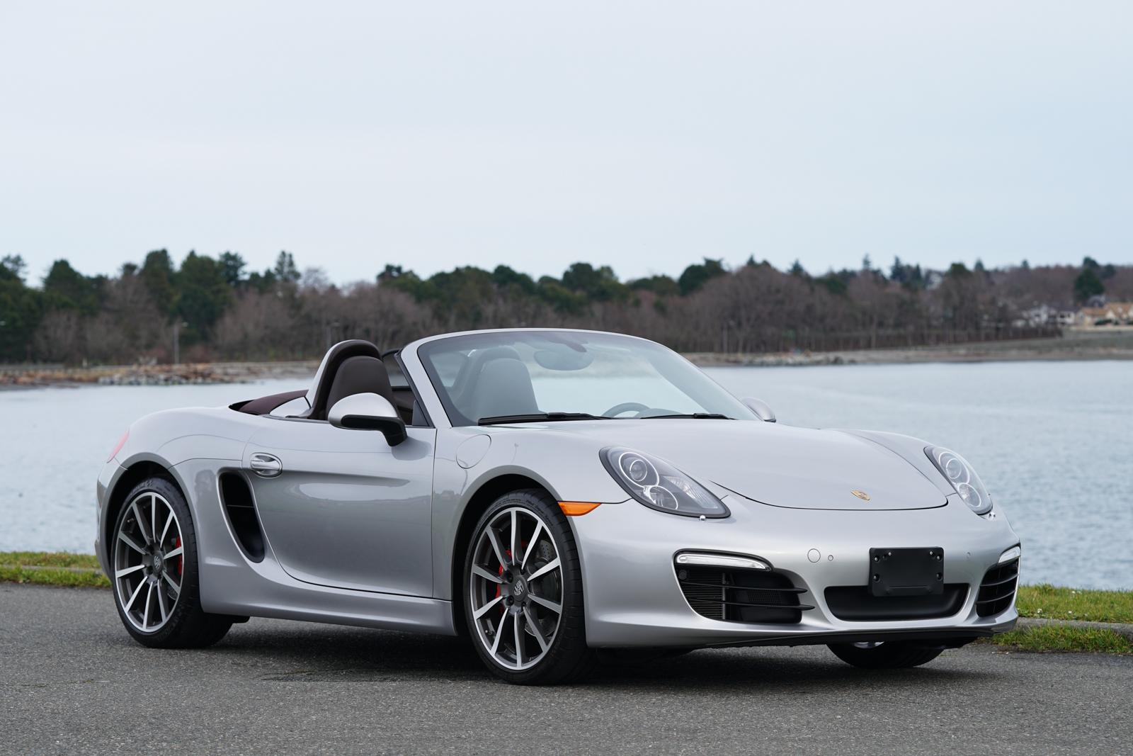 """2013 Porsche Boxster """"S"""" for sale"""