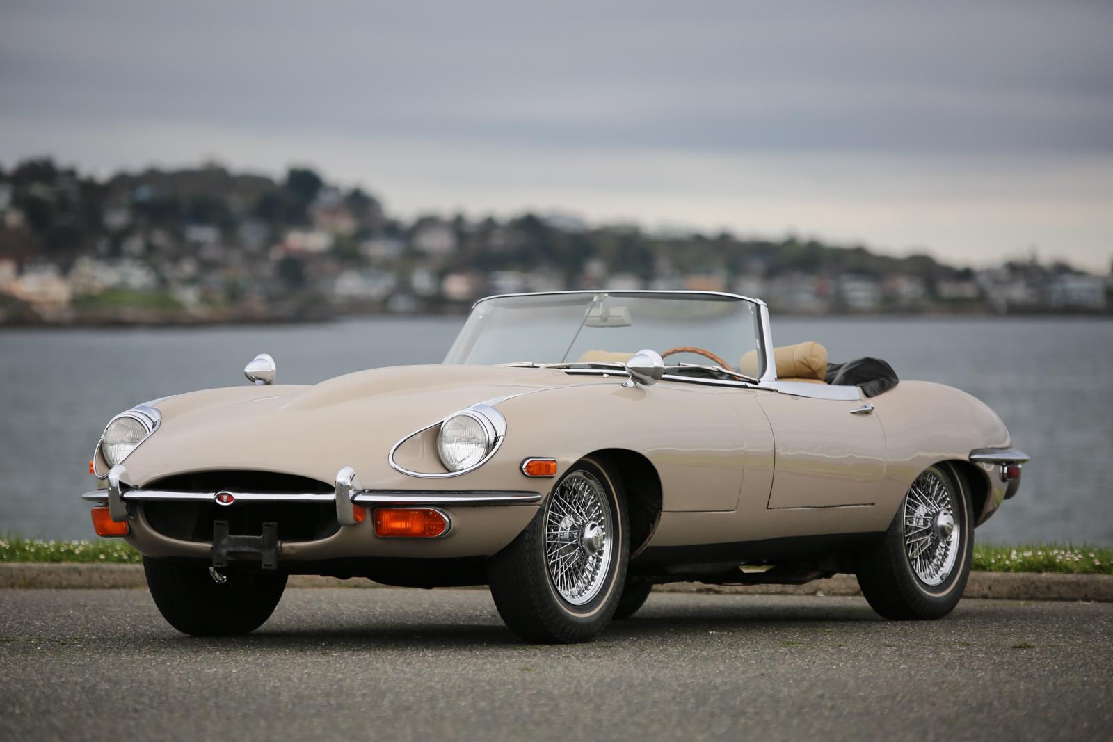 1970 jaguar e type ots roadster series ii for sale. Black Bedroom Furniture Sets. Home Design Ideas