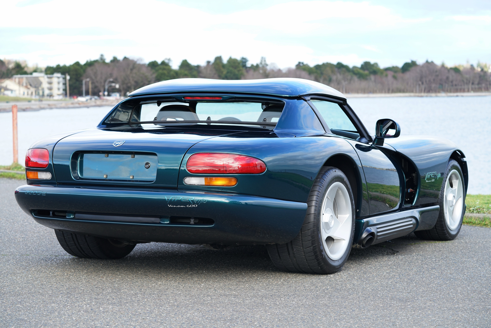Dodge Viper For Sale >> 1995 Dodge Viper RT/10 Hennessey Venom 600 For Sale