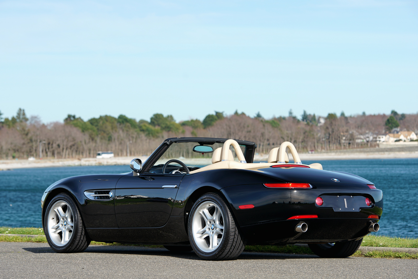 2000 Bmw Z8 Roadster Silver Arrow Cars Ltd