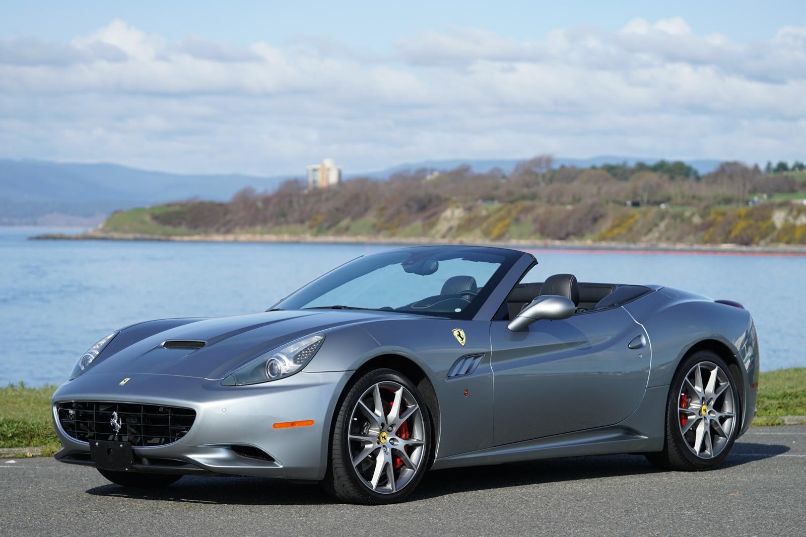 2010 Ferrari California for sale