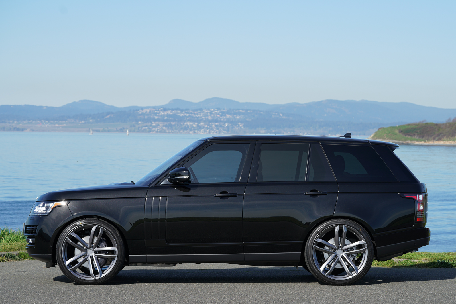 2016 Range Rover Supercharged Silver Arrow Cars Ltd For Sale