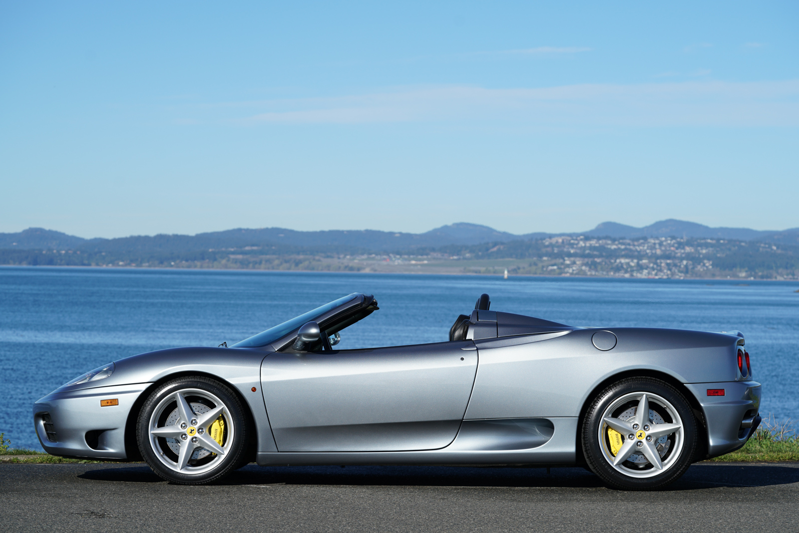 2002 Ferrari 360 Spider For Sale Silver Arrow Cars Ltd