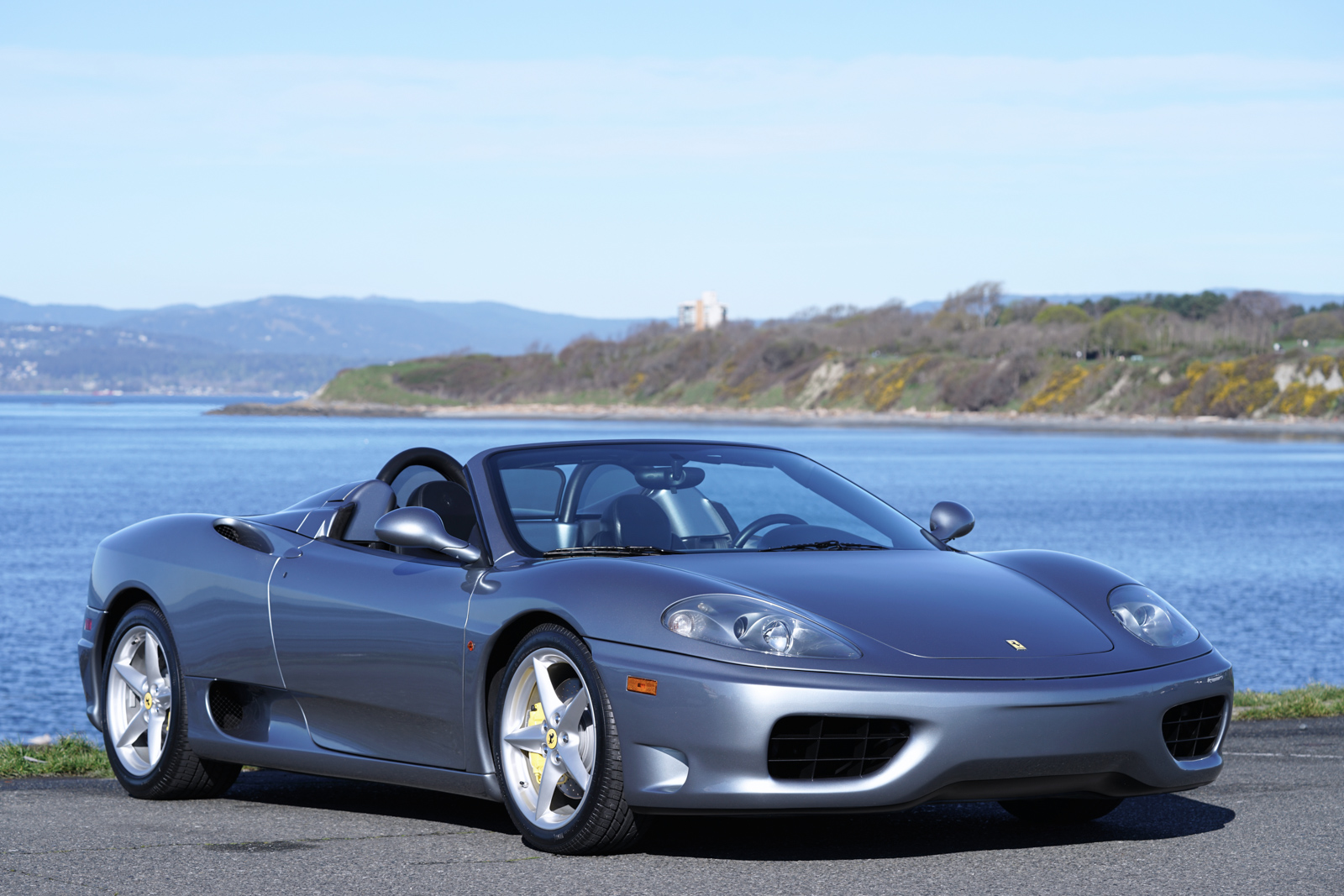 2002 Ferrari 360 Spider 6-Speed Manual for sale