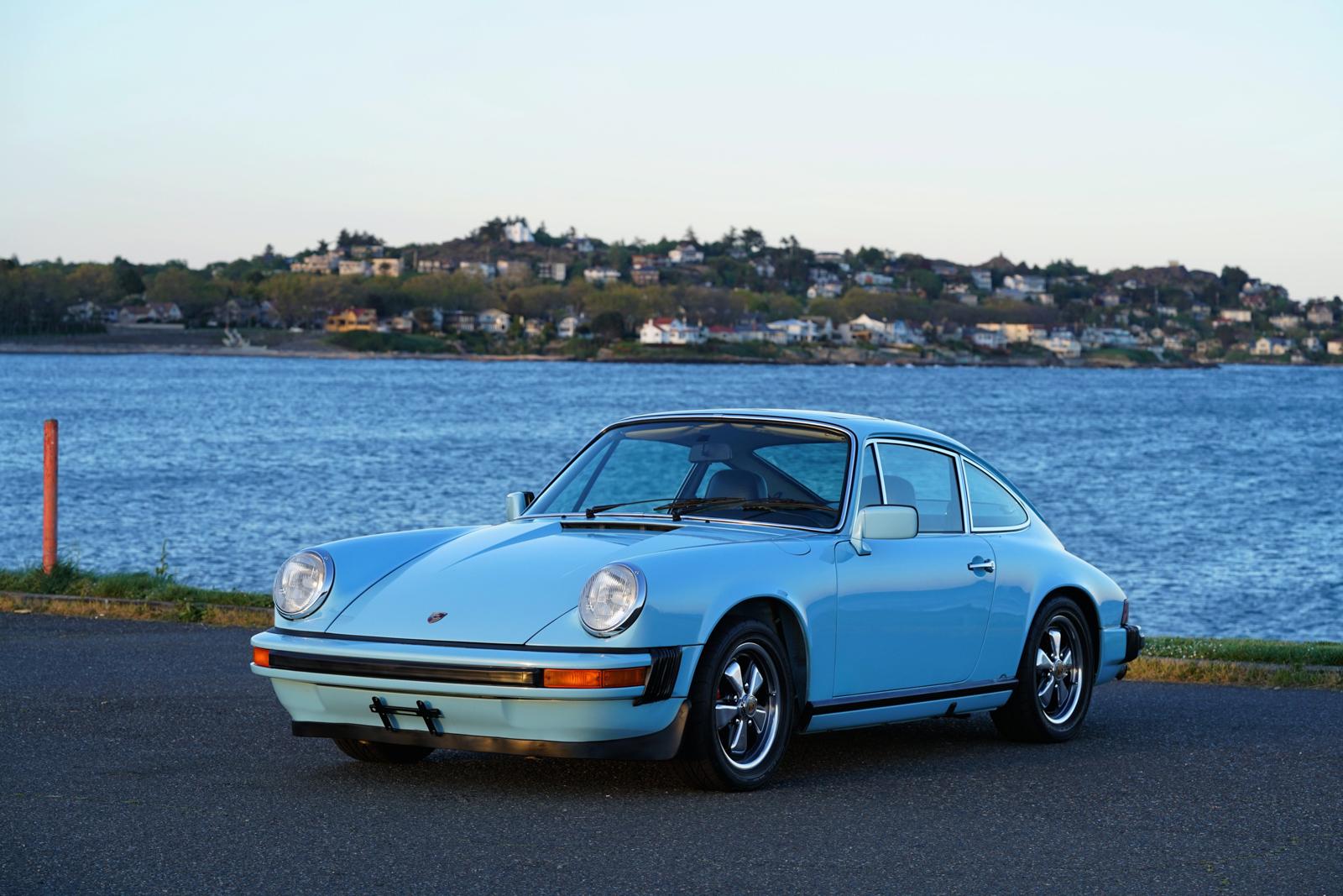 1975 Porsche 911S (RS Spec Engine) for sale