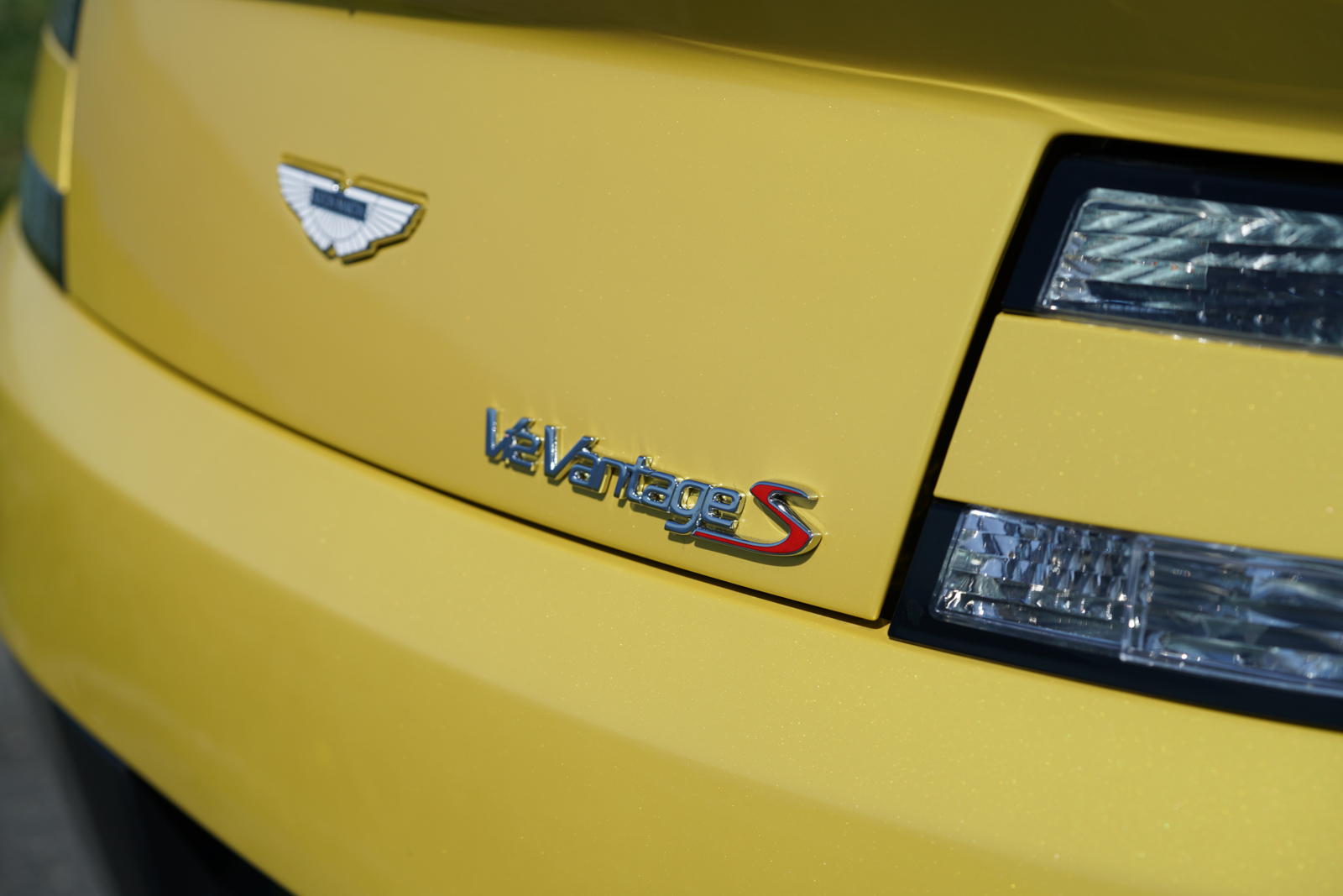 2015 Aston Martin V12 Vantage S Coupe for sale
