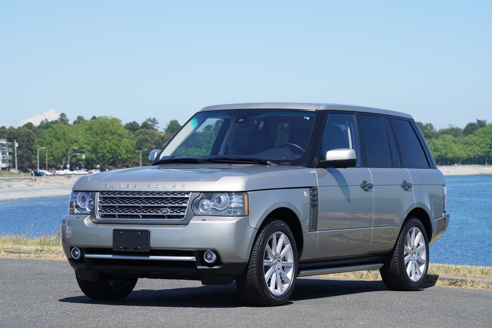 2011 Range Rover Supercharged for sale