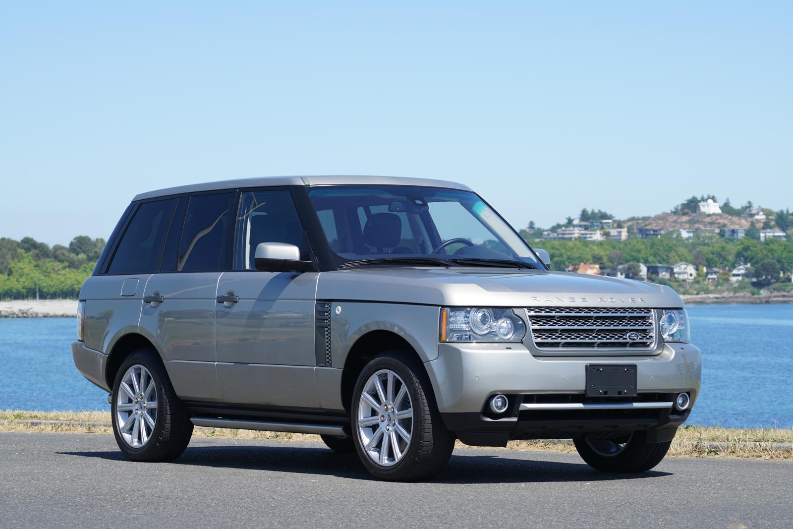 2011 range rover supercharged silver arrow cars ltd. Black Bedroom Furniture Sets. Home Design Ideas