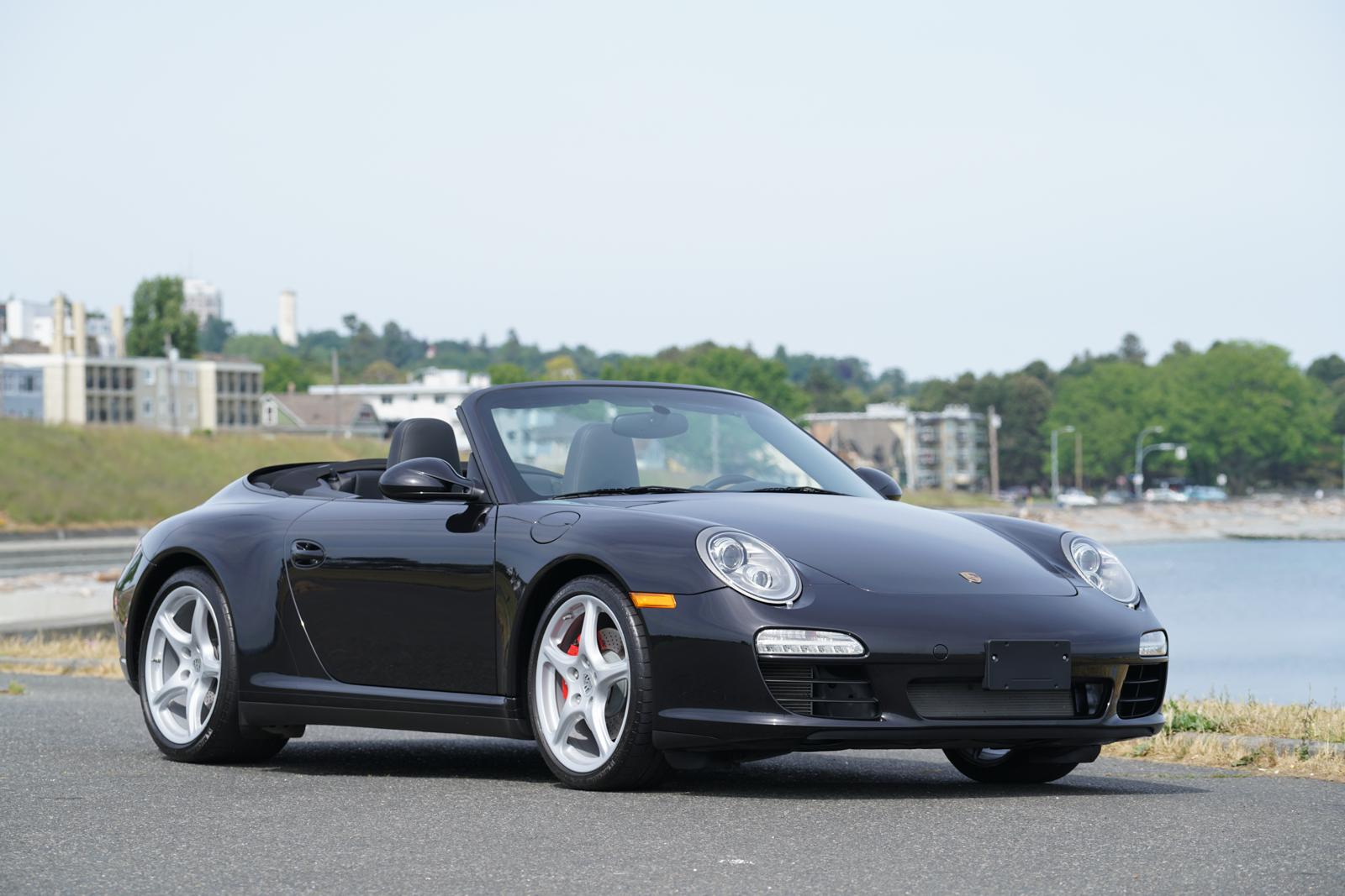 "2011 Porsche Carrera 4 ""S"" Cabriolet for sale"