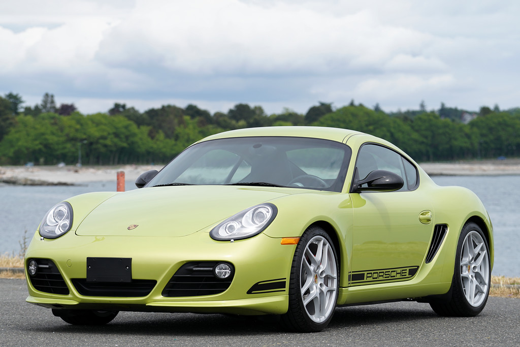 2012 Porsche Cayman R for sale