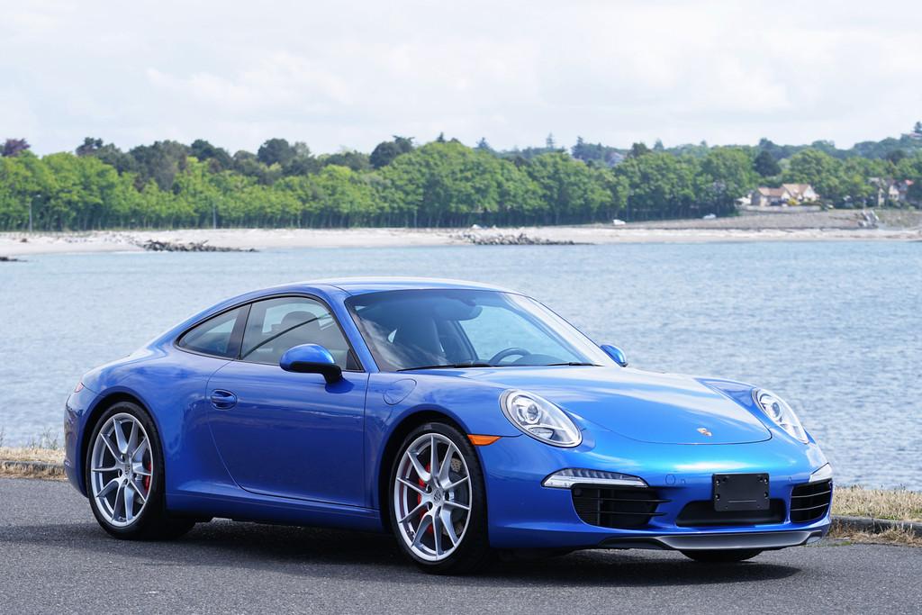 2015 Porsche 911 Carrera S for sale