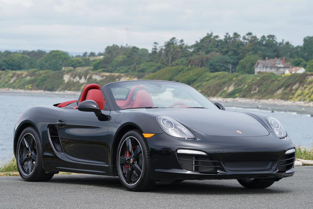 2015 Porsche Boxster S for sale